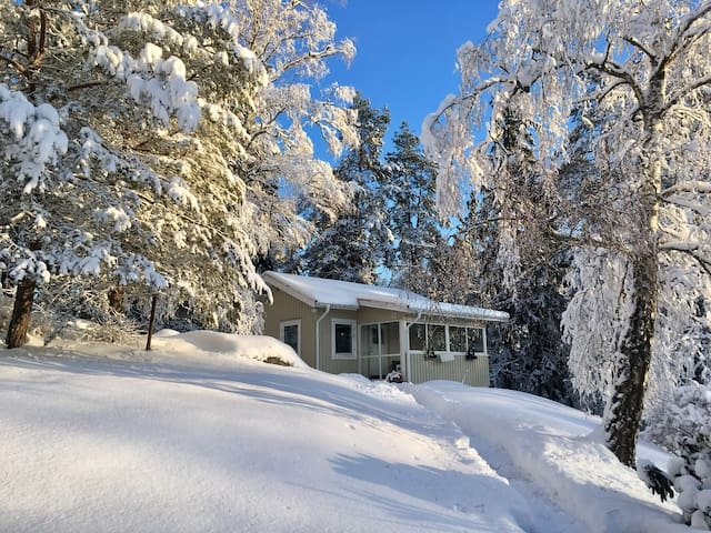 Cozy guest house near Stockholm