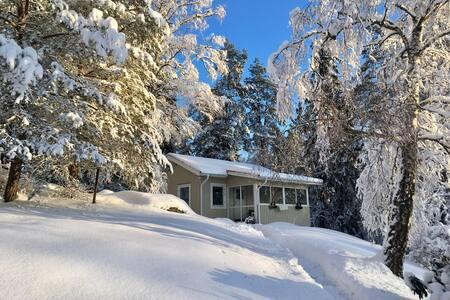 Cozy guest house near Stockholm