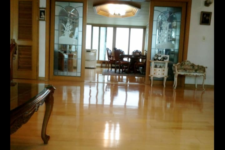 Lovely Apt. near Haeundae beach! - Busan - Wohnung