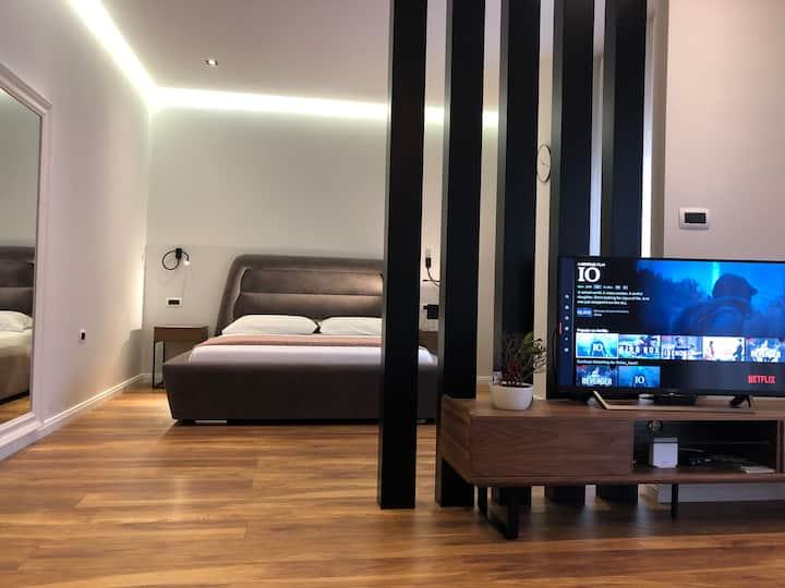 Skanderbeg Square Tirana Apartment 1