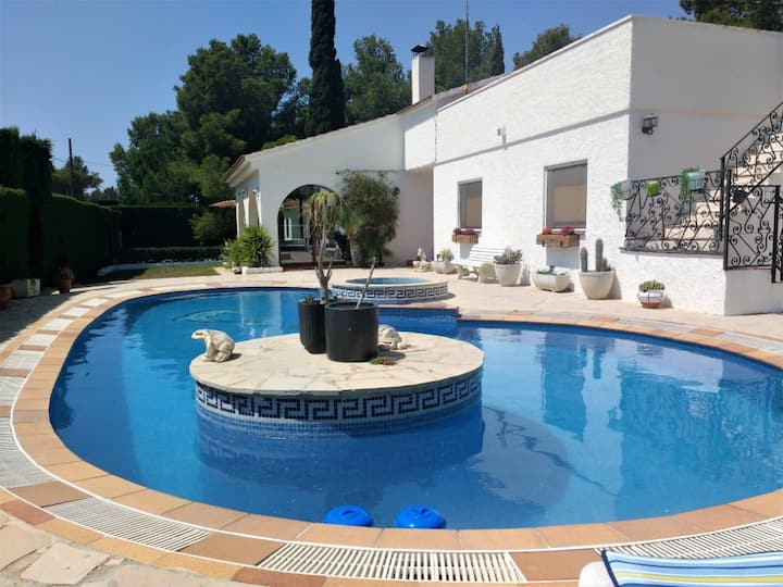 Chalet encantador 8personas con piscina privada
