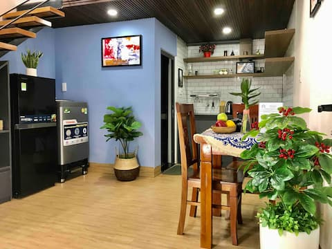 Cosy House★ 3-mins to city center★101