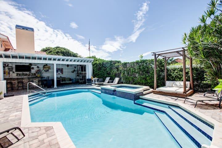 Tierra Verde Pool Home!