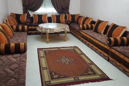 Bel  appartement spacieux. agréable  Larache maroc