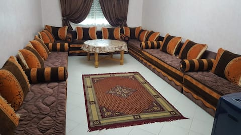 Beautiful spacious apartment. pleasant  Larache morocco