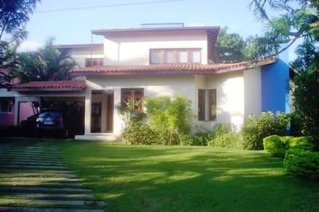 Casa de campo no pé da Serra do Japi - Portal da Concórdia - 独立屋