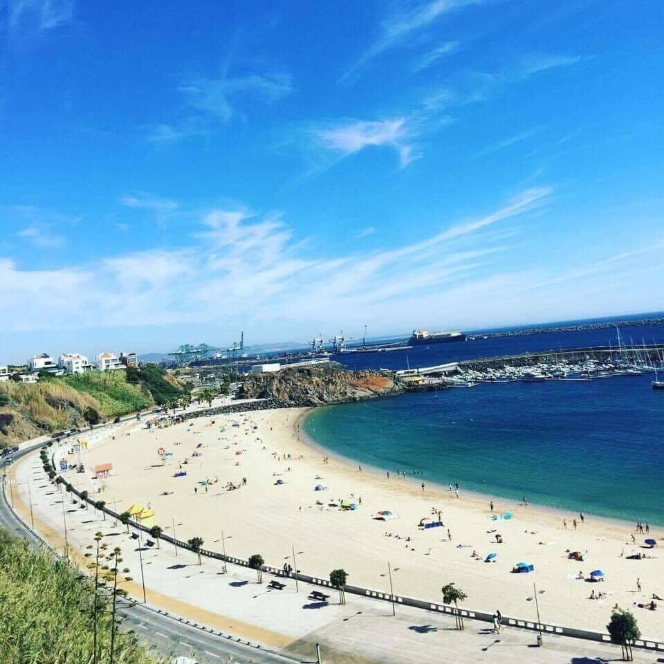 The amazing beach Vasco da Gama