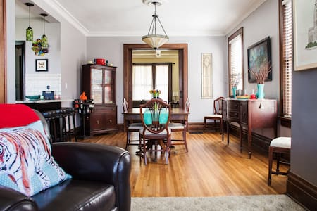 Great Historic House in Olde Towne - Columbus - Ház