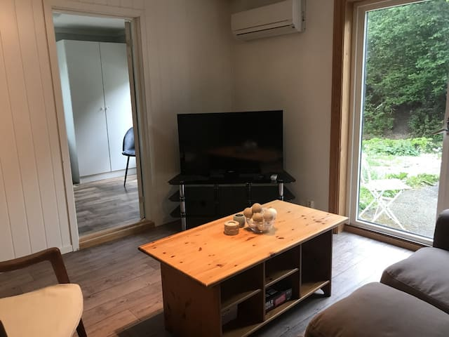 Apartment with great location in Sogndal