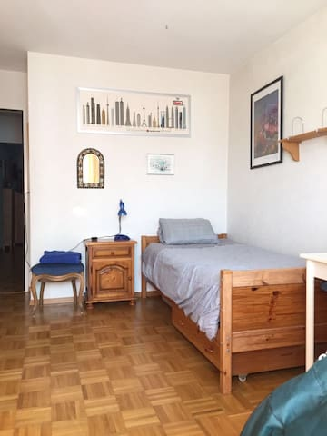 Private room to rent in Nyon - Nyon - Apartament