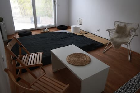 Sauna room - Liubliana