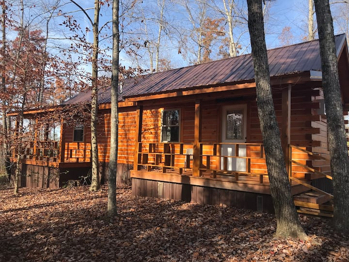 Adventure  Cabin # 1