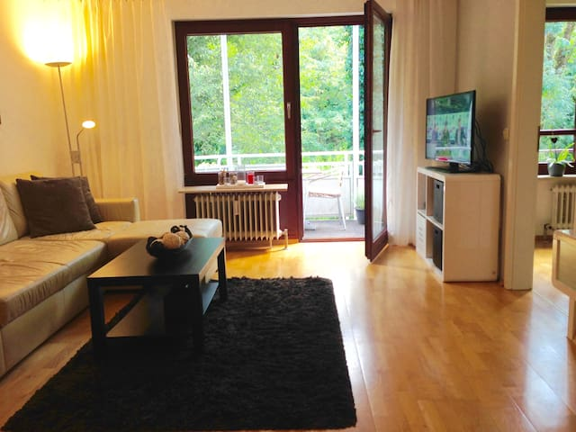 Beautiful apartment in the center of munich