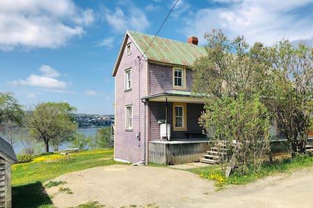 Maison de campagne au Lac Témiscouata