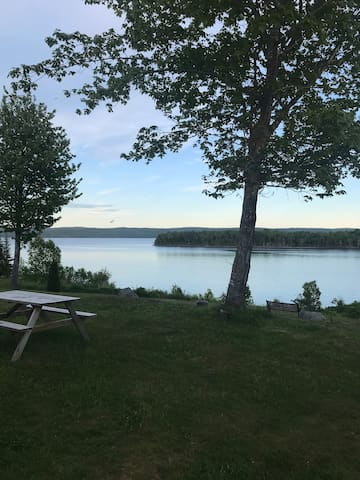 Island Point Resort on the Bras d'Or Lakes