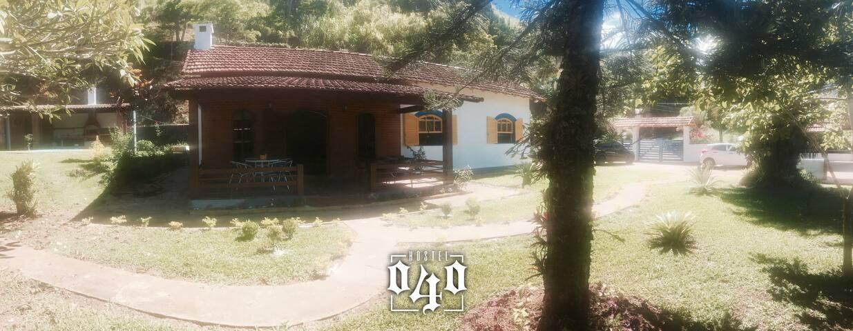 Quarto 2 (Vaga 3) Hostel 040 - Itaipava - Hostel
