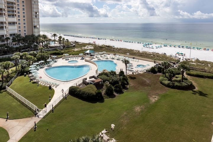 Edgewater #809 - 2 Bd/2 Ba Condo With Gulf View!