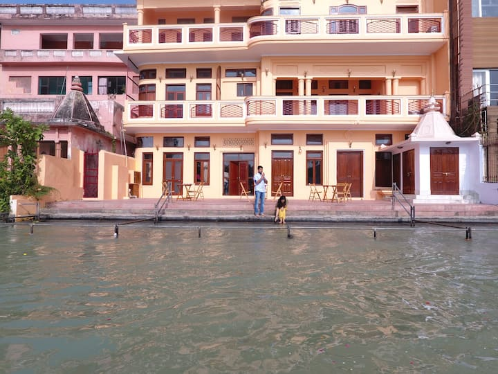 A room in Devnadi hotel(boutique property by river