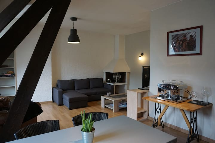 Hyper centre de Blois, Bel Appartment de 70m² - Blois - Daire