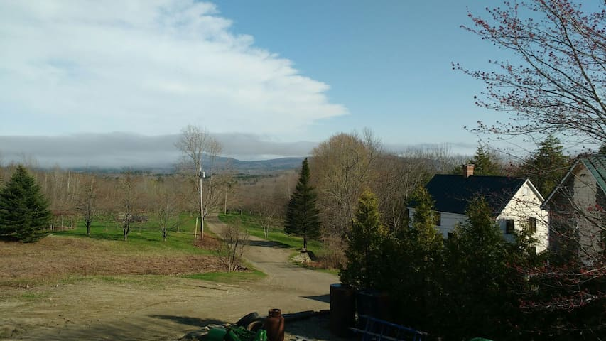Cider House East at Sewall Orchard. - Lincolnville - Appartement