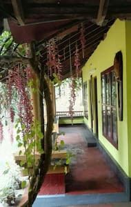 Willow Hut Villas - Entire Place - Mananthavady, Wayanad.
