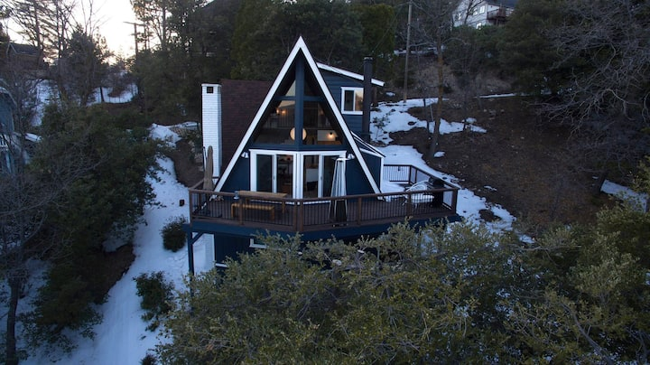"""""""Roots Mountain House"""" ~Modern A-Frame~"""