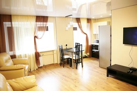 Apartment studio in the Central Area Murmansk