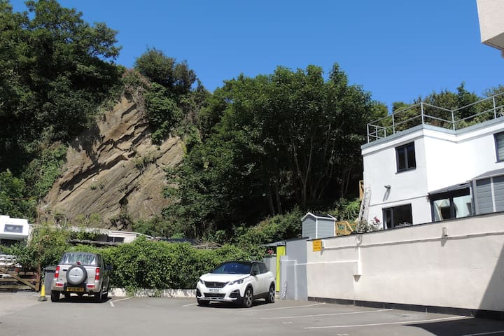 The Rockery A country feel in the heart of Newquay