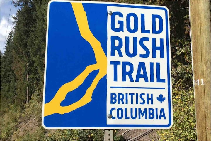 "The town of Likely is along the historic ""Gold Rush Trail"". From 150 Mile House you can take the Likely Road into Likely then follow along the back road to Barkerville. It's a gravel road which is driven daily by many (summer, fall)"
