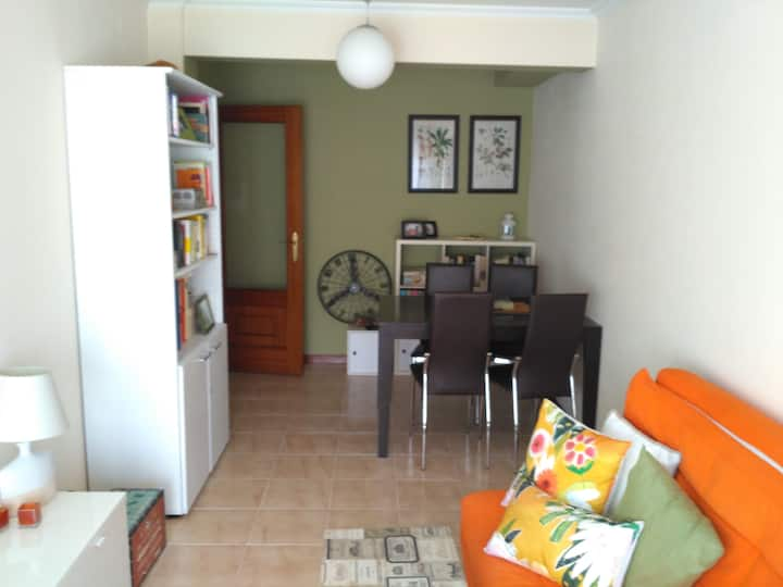 Couch for short stays in Santiago
