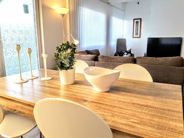 Modern, newly renovated! - Porsgrunn - Flat