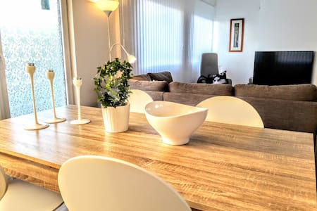 Modern, newly renovated! - Porsgrunn