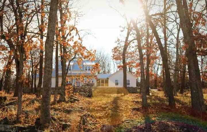 Farm House at Gray House Farm