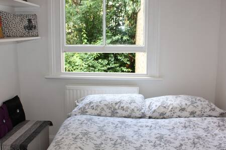 Lovely quiet double room near Central London - London - Lejlighed