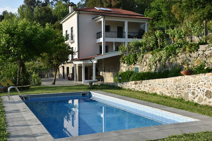 Quinta do Bacelo,  Braga, Entire house, 4 bedrooms