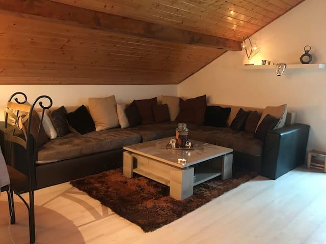 Appartement dans maison à 10 min d'Annecy