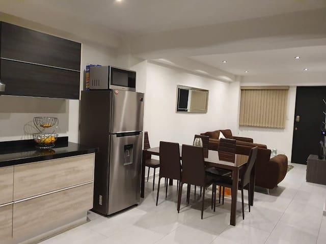 Hermosa habitación, ubicación privilegiada