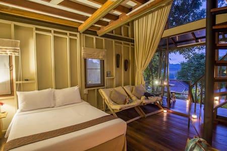 Paradise Family Villa - Ocean View - Ko Kut - 別墅