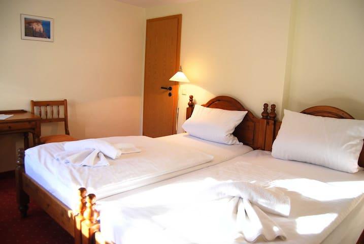 Hotel Heiderose auf Hiddensee, DZ 18 4