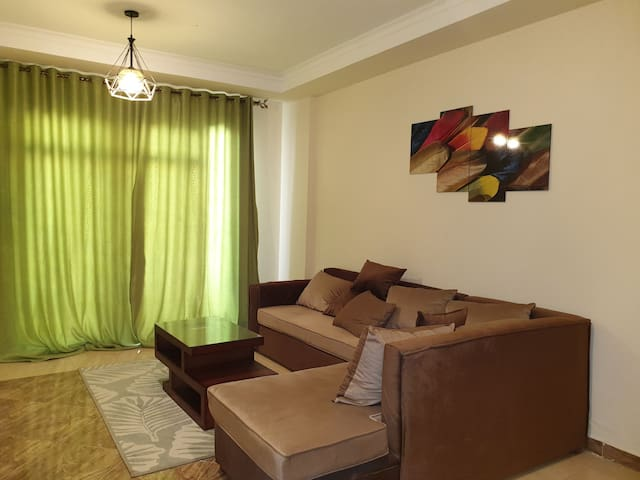 Cozy new and  garden view apartement group72 in B7