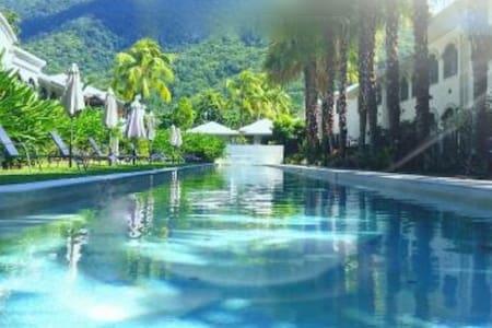 🌺Aloha Palm Cove Studio🌺400mBeach🌴Cafe🥤🍔💦4Pools💦