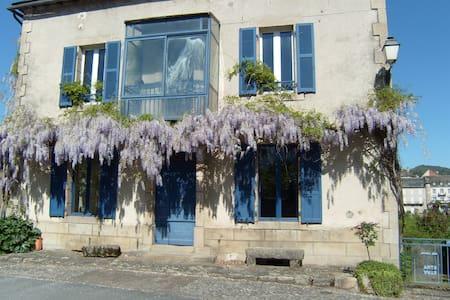 Jardin des Arts - Argentat - Haus