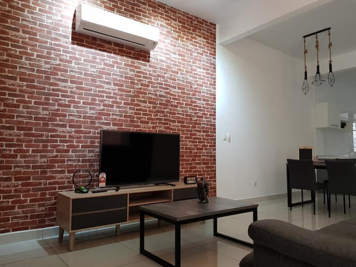 Brand new 4 bedrooms/Legoland