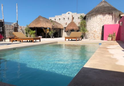 Beachhouse in Mexico/Yucatan