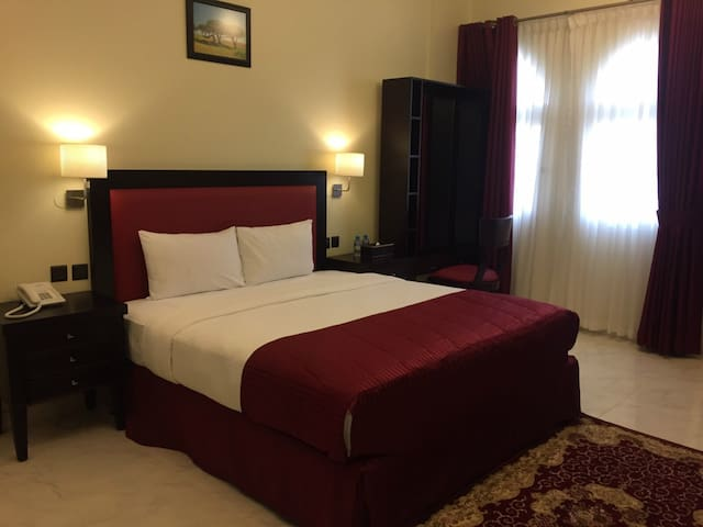 Luxurious Long Stay Executive Suites