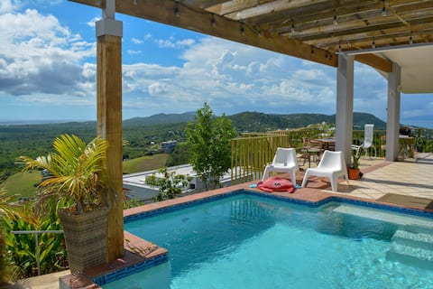 Cielito Lindo, Best View In Vieques