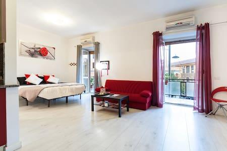 STUDIO FOR 2/3 PEOPLE NEAR COLISEUM - 罗马 - 公寓