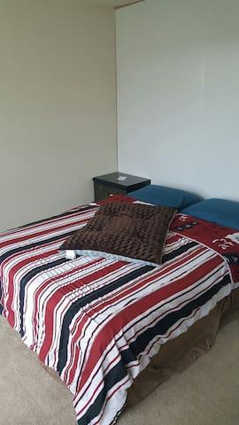 Room near Bart Station DalyCity SF - Daly City - Wohnung