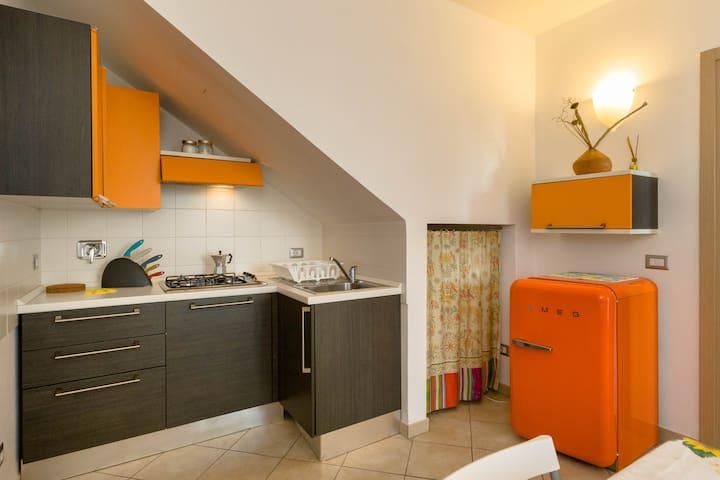 Trilocale fronte mare - Cogoleto - Apartament