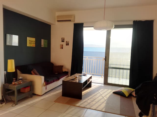 Cosy flat with view to the sea - Violi Charaki - Apartment